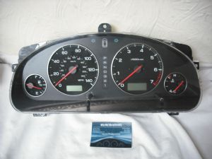 SUBARU LEGACY OUTBACK INSTRUMENT CLUSTER CLUSTER SPEEDOMETER AUTO   850 13 AE 41     0254010   NS-L320-R